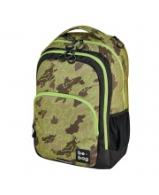 Рюкзак Be.Bag Be.Ready Abstract Camouflage Herlitz