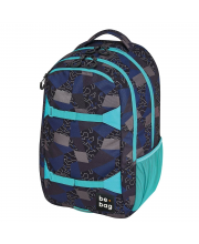 Рюкзак Be.Bag Be.Explorer Edgy Labirynth Herlitz