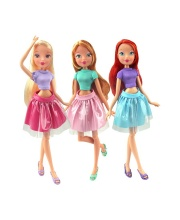 Кукла Winx Club Городская магия-2 3 шт в ассортименте