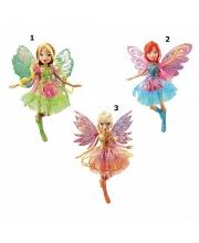 Кукла Winx Club Баттерфликс-2 Двойные крылья 3 шт в ассортименте