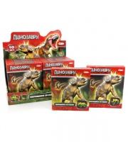 Сборные фигурки Скелеты динозавров