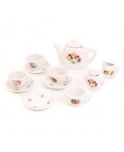 Набор Посуды Керамика 11 Предметов Играем Вместе