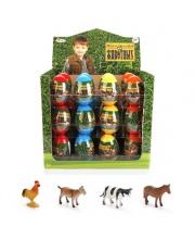 Домашнее Животное в Яйце в ассортименте Играем Вместе
