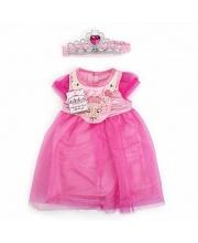 Одежда 40-42 см Платье Диадема