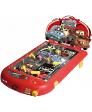 Пинбол Cars на батарейках со звуком и светом IMC Toys