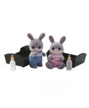Набор Малыш Серый Кролик в ассортименте Sylvanian Families