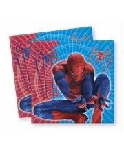 Салфетки Человек-Паук - Невероятный 20 шт