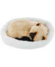 Сиамская Кошка на коврике с имитацией дыхания Vebtoу