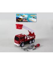 Машинка-конструктор Yako Toys