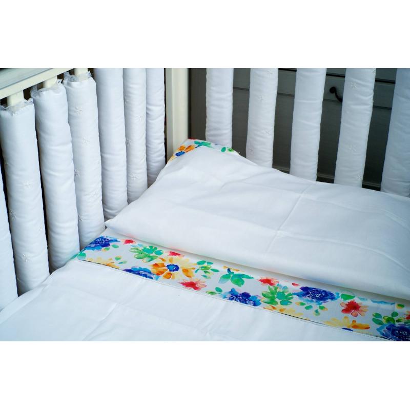 где купить Мастерская Облаков Комплект постельного белья Aquarelle по лучшей цене