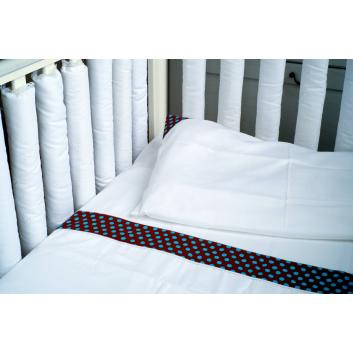 Комплект постельного белья Turquoise Dot