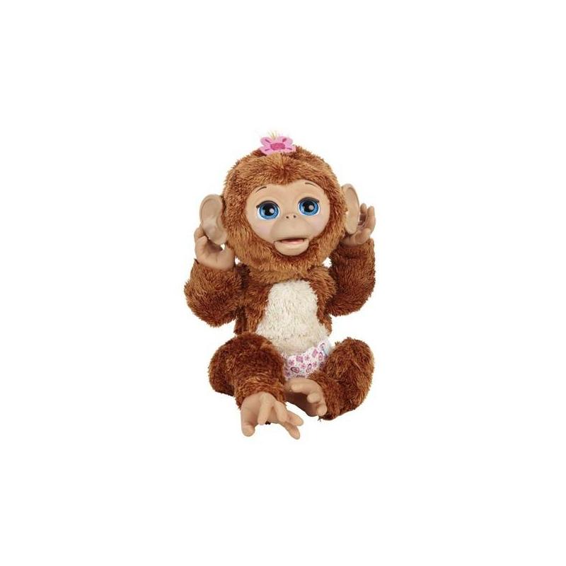 Игрушка Fur Real Friends Смешливая обезьянка от Nils