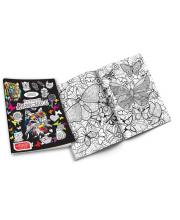 Набор креативного творчества «Раскраски Антистресс» с фломастерами Данко-Тойс