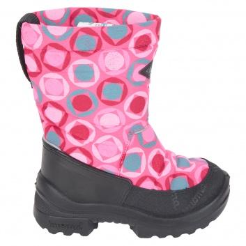 Обувь, Сапожки Putkivarsi с принтом Kuoma (розовый)336820, фото