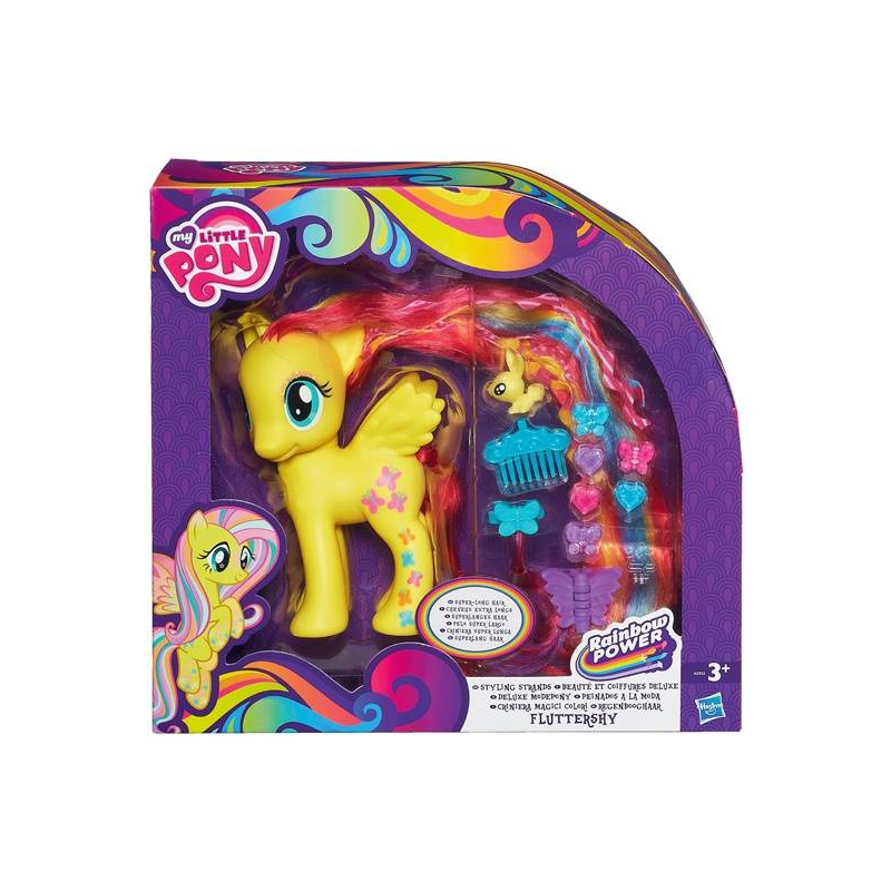 Игрушка My Little Pony Пони-модница Флатер Шай от Nils