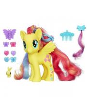 Игрушка My Little Pony Пони-модница Флатер Шай HASBRO