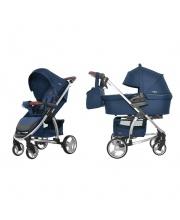 Детская коляска 2в1 Vista Denim Blue