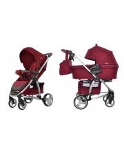 Детская коляска 2в1 Vista Ruby Red