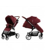 Детская коляска Milano Tango Red