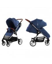 Детская коляска Milano Velvet Blue