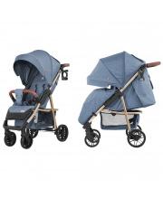 Детская коляска Echo Azure Blue