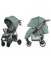 Детская коляска Echo Emerald Green CARRELLO