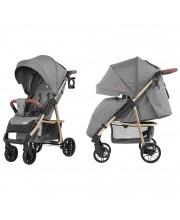 Детская коляска Echo Rhino Gray