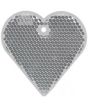 Световозвращатель пешеходный сердце