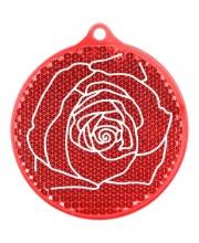 Световозвращатель пешеходный роза