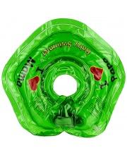 Круг на шею Зеленый BS21G