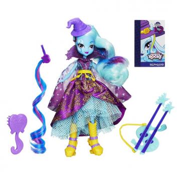 Игрушка My Little Pony Супер-Модница Трикси