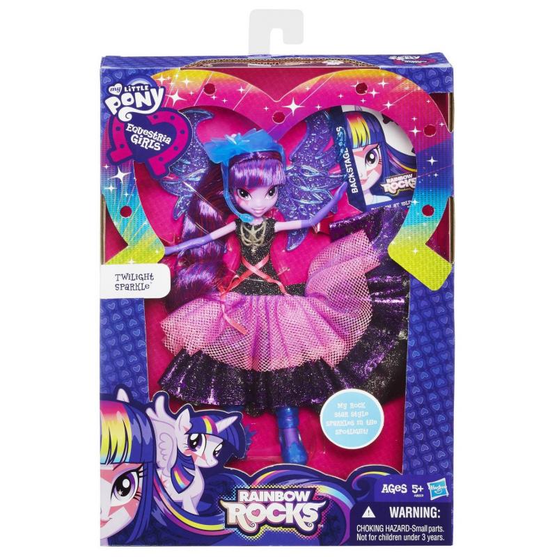 Игрушка My Little Pony Супер-модница Твайлайт от Nils