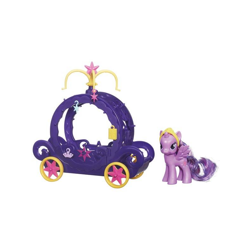 Игрушка My Little Pony Карета для Твайлайт Спаркл от Nils