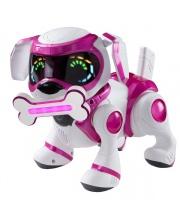 Собака Teksta Robotic Puppy интерактивная с аксессуарами Manley Toys