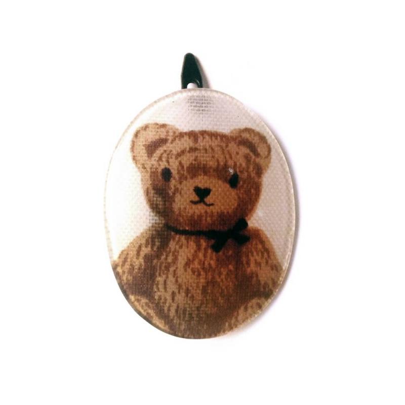 ЗаколкаЗаколка коричневогоцвета маркиInfinity Art.<br>Заколка выгодно дополнит повседневную прическу благодаряяркому дизайну и изображению милого медвежонка.<br>Размер: 5см.<br><br>Цвет: Коричневый<br>Пол: Для девочки<br>Артикул: 639864<br>Страна производитель: Китай<br>Бренд: Китай<br>Размер: Без размера