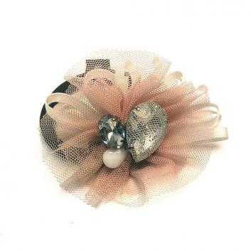 Аксессуары, Резинка для волос Infinity Art (розовый)639820, фото