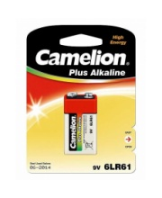 Аккумулятор Camelion 6Lf22 Plus Alkaline Bl1