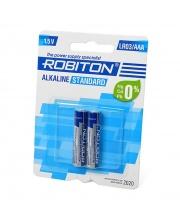 Аккумулятор Robiton Standard Lr03 Bl2