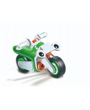 Конструктор гибкий Мотоцикл 16 деталей FUN RED