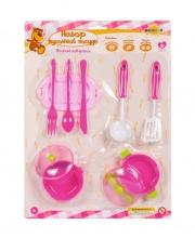Набор посуды Весёлый поварёнок 10 предметов ALTACTO