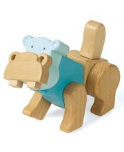 Конструктор Гиппопотам ZOO-HIPPO