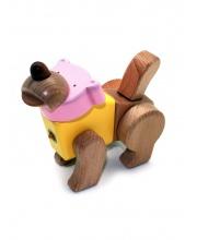 ZOO-BEAR Конструктор Медведь