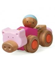 CAR-PIGGY Конструктор Поросёнок