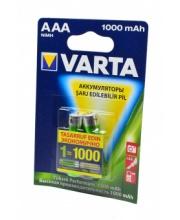 Аккумулятор Varta Professional  Aaa 1000Mah 5703 Bl2