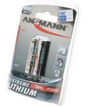 Аккумулятор Ansmann Extreme Lithium 5021013 Fr03 Bl2 ANSMANN