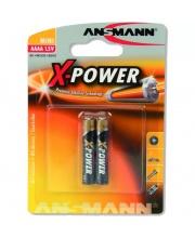 Аккумулятор Ansmann X-Power 1510-0005 Aaaa Bl2