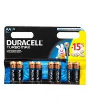 Батарея Duracell Turbo Max Lr6 Bl8