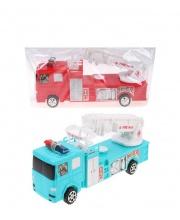 Машина пожарная инерционная в ассортименте S+S Toys