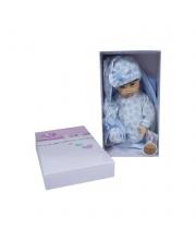 Кукла Posturitas в синей пижаме Berjuan S.L.