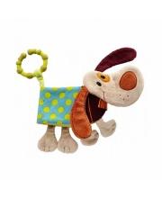Собачка Джеф игрушка-книжка